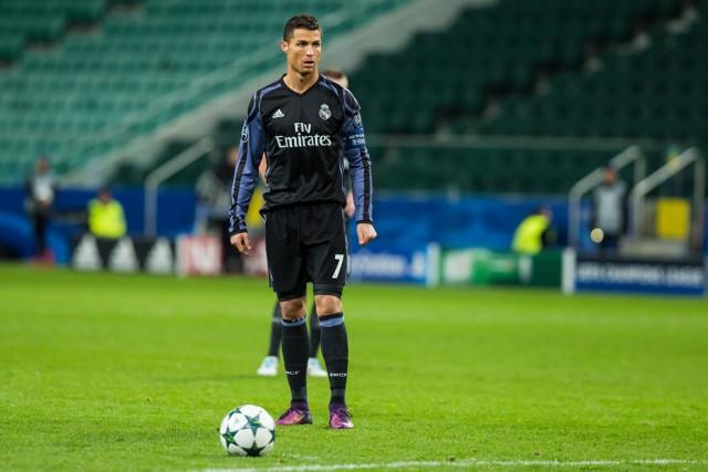 W minionym roku Ronaldo wygrał z Realem Ligę Mistrzów.