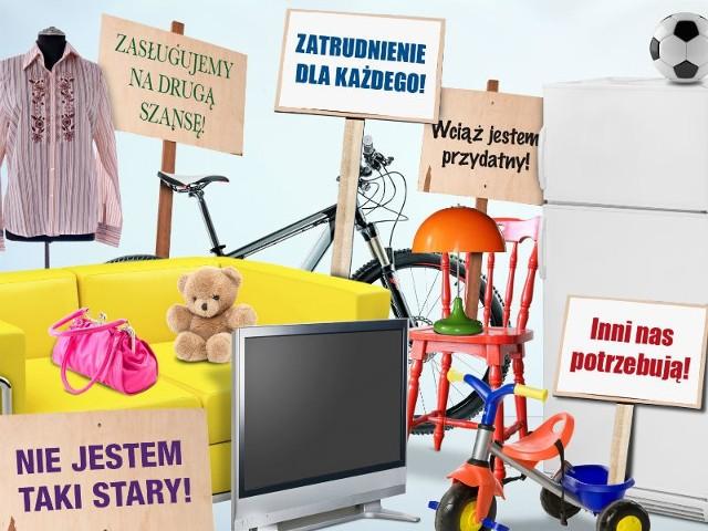 Przeciętne gospodarstwo domowe, pozbywając się niepotrzebnych rzeczy zarobiłoby ok. 4 tys. zł.