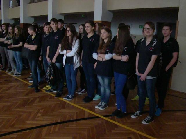 II Targi Edukacyjne w Zespole Szkolno-Przedszkolnym w Brzeźnicy, w którym uczy się 314 uczniów.