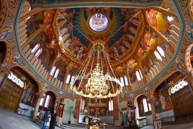 Cerkiew św. Wielkomęczennika Pantalejmona w Supraślu