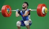 Rio 2016. Sztangista z Kirgistanu stracił brązowy medal za doping