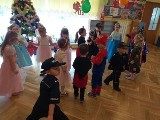 Karnawał w przedszkolu w Opatowie. Dzieci bawiły się znakomicie (ZDJĘCIA)