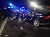 Tragiczny wypadek na DK 1 w Siedlcu Dużym. Ukrainiec, który spowodował wypadek miał ponad 5 promili ZDJĘCIA