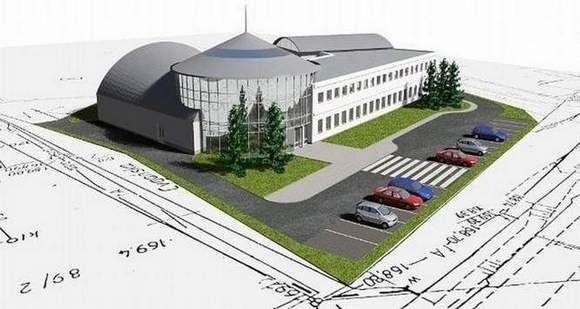 Cygański DomTak ma wyglądać Cygański Dom, którego budowa ruszy po nowym roku.
