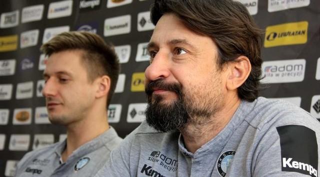 Jakub Bednaruk (z prawej) i Krzysztof Michalski.