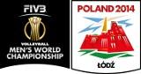 Zobacz logo Łodzi na siatkarskie Mistrzostwa Świata 2014 [ZDJĘCIA+FILM]
