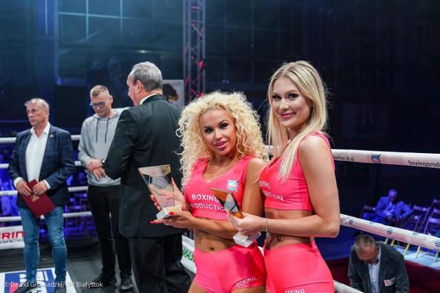 Są obecne przy okazji gal sportów walki oraz boksu zawodowego na Podlasiu. To one rozładowują atmosferę pomiędzy rundami, pokazując widzom i zawodnikom, na jakim etapie jest pojedynek