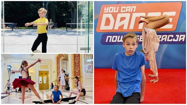 """Umiejętności Natana będziemy mogli podziwiać w programie telewizyjnym """"You Can Dance - Nowa Generacja"""" na antenie Telewizji Polskiej"""