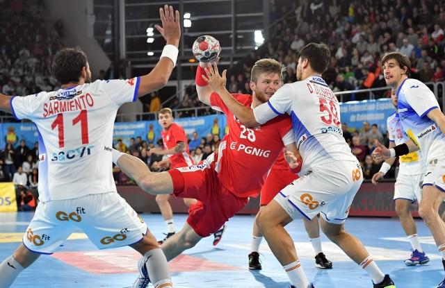 Na mistrzostwach świata piłkarzy ręcznych w Egipcie dziś mecz Polska - Hiszpania.