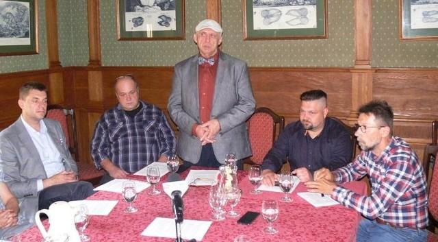 Festiwal zapowiada rzecznik Gieno Mientkiewicz.