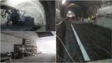 Budowa tunelu zakopianki. Budowlańcy na półmetku prac [ZDJĘCIA, WIDEO]