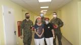Żołnierze z Bydgoszczy oddali honorowo krew dla kolegi i chorej dziewczynki [zdjęcia]