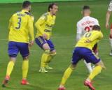 Arka odprawiła GKS Bełchatów. ŁKS spadł na szóste miejsce w tabeli piłkarskiej I ligi