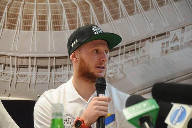 Kacper Gomólski chce dobrze poznać tor na Motoarenie przed sezonem.