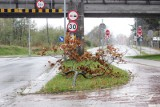 Niż Jessica w Polsce - ostrzeżenia IMGW. Będzie mocno padać i silnie powieje wiatr!
