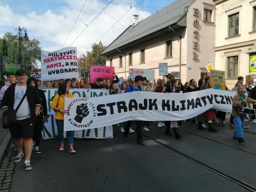 Znalezione obrazy dla zapytania marsz klimatyczny