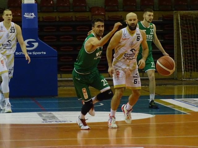 Dariusz Oczkowicz to symbol krośnieńskiej koszykówki