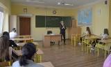 """Inowrocławski """"Rzemieślnik"""" z  tytułem Złotej Szkoły NBP 2020/2021. W tej szkole popularyzuje się wiedzę ekonomiczną"""