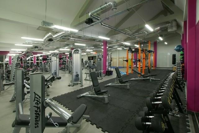 Nowoczesny sprzęt? Kwalifikowana kadra? Jak wygląda najpopularniejszy klub fitness w Lubuskiem?