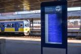 System Informacji Pasażerskiej na stacji Gdańsk-Wrzeszcz wreszcie działa [zdjęcia]