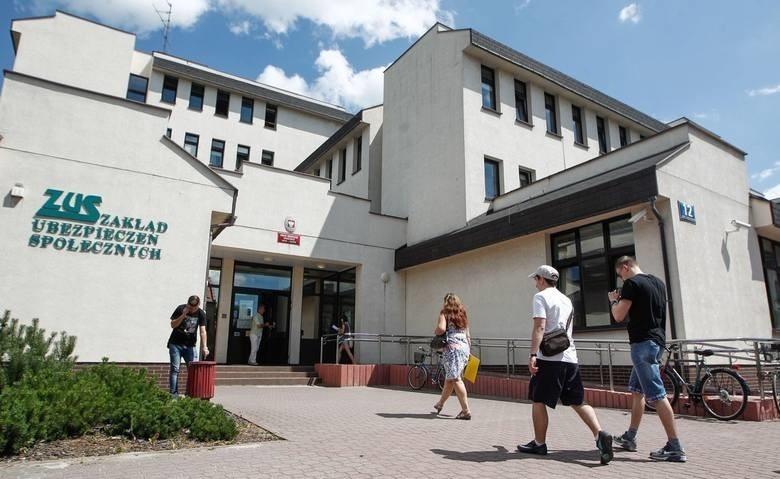 Największe świadczenie w regionie wypłaca szczeciński ZUS. -...