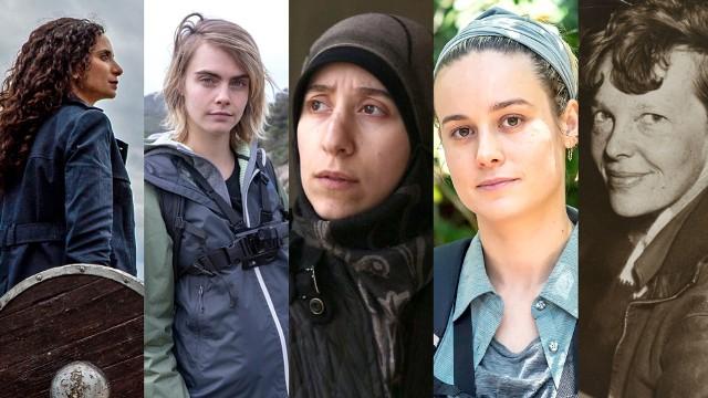 """W ramach cyklu """"Inspirujące kobiety"""" (od 6 marca w każdą sobotę od godz. 17.00) National Geographic przypomina produkcje dokumentalne przybliżające sylwetki działaczek i kobiecych postaci, stanowiących inspirację dla pokoleń. Zobacz kolejne zdjęcia. Przesuwaj zdjęcia w prawo - naciśnij strzałkę lub przycisk NASTĘPNE"""