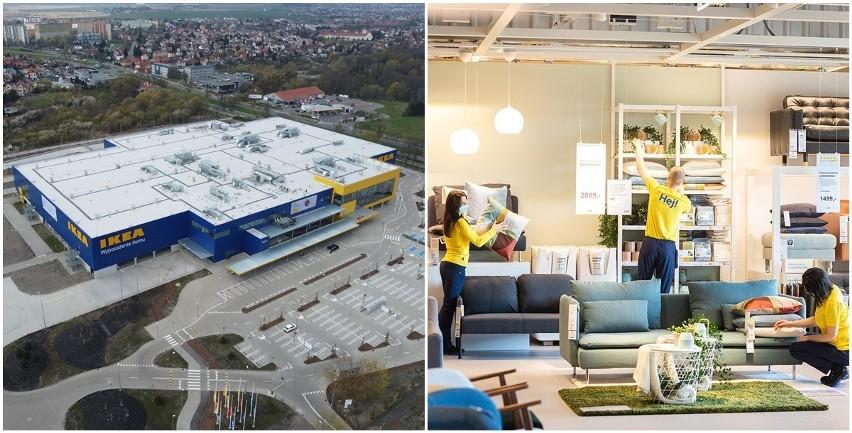 IKEA w Szczecinie - otwarcie w poniedziałek, 31 maja o godz....