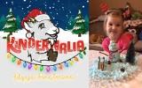 Kindernalia w świątecznej odsłonie - na zabawy dla dzieci online w formie warsztatów, zajęć i konkursów zapraszają studenci z Poznania