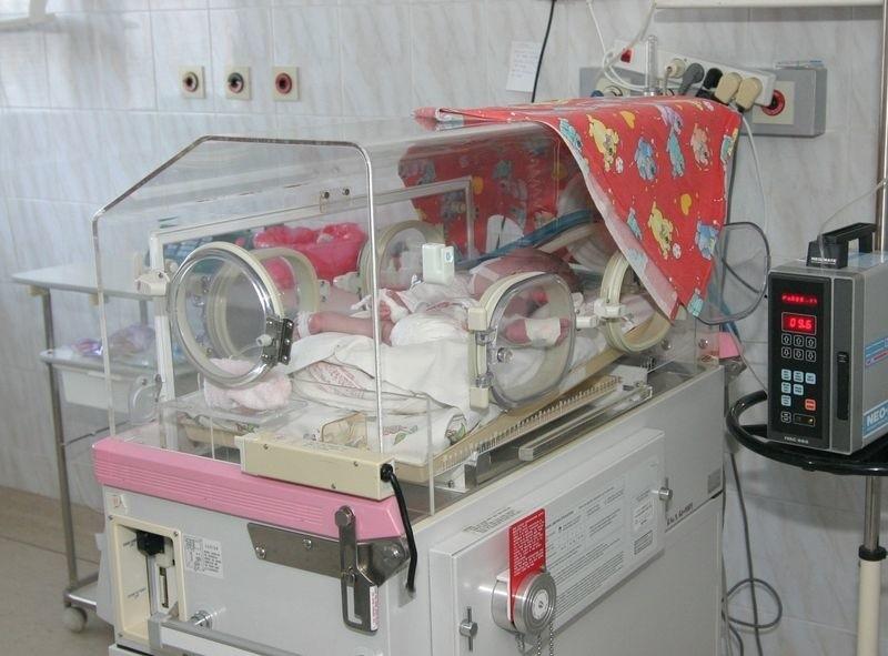 Dziewczynka pozostawiona w usteckim szpitalu nie ma jeszcze imienia.