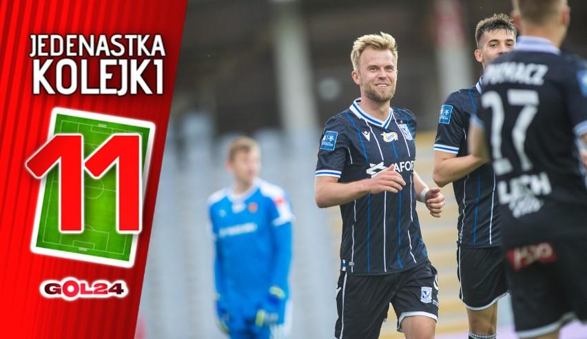 PKO Ekstraklasa. Za nami ostatnia kolejka fazy zasadniczej....