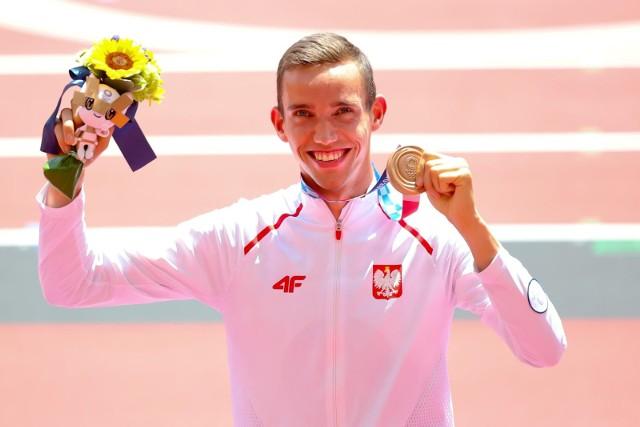 Patryk Dobek brązowym medalistą olimpijską w biegu na 800 m