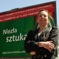 - Można skutecznie reklamować piwo bez uciekania się do stereotypów - mówi Anna Jakubowska.
