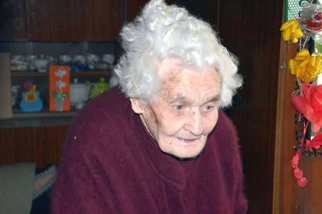 101 lat to niezwykły wiek. Niewielu ludziom dane jest świętować tak piękny Jubileusz