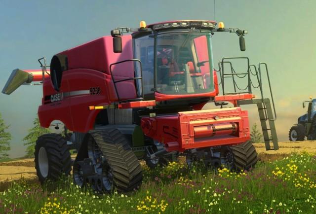 Farming Simulator 15Na PC w Farming Simulator 15 orze i kosi blisko milion graczy. Czy wersje konsolowe znajdą równie wielu chętnych?