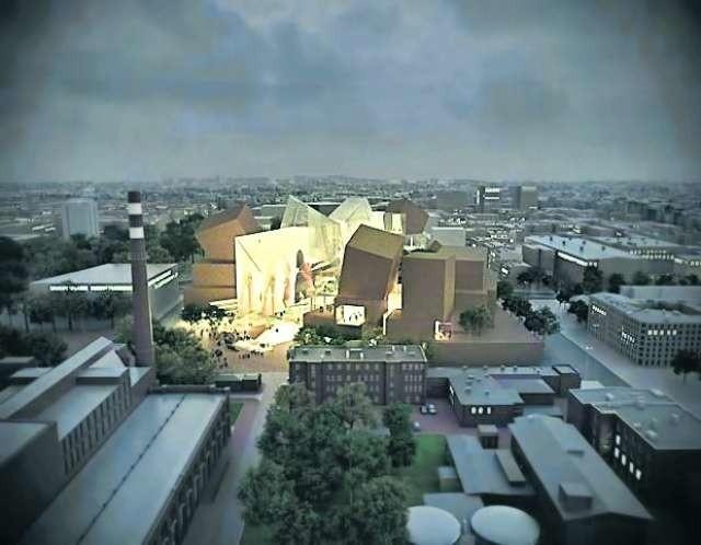 Według Marka Żydowicza, projekt łódzkiego centrum filmowo-kongresowego będzie można dostosować do bydgoskich warunków
