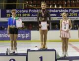 Oświęcim. Dwa medale Unii w MP juniorów w łyżwiarstwie figurowym w Gdańsku [ZDJĘCIA]