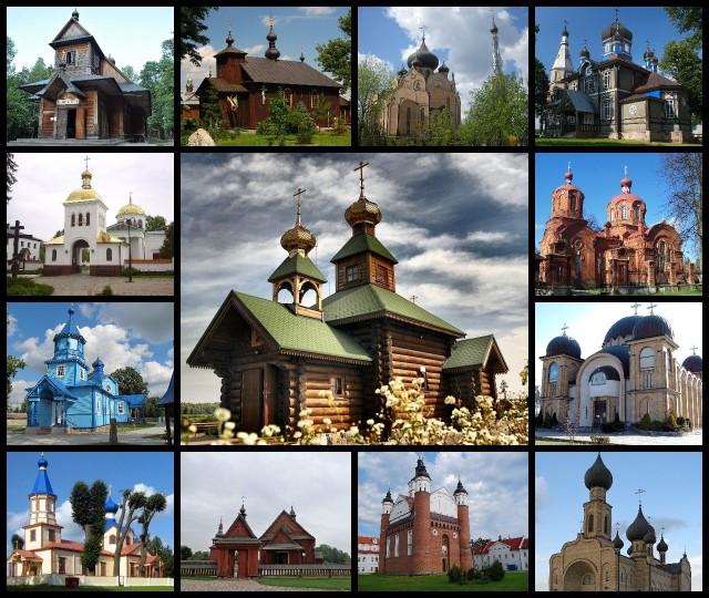 W naszym regionie żyje najwięcej osób wyznania prawosławnego w kraju. Stąd też jest tu najwięcej cerkwi. Oto subiektywny ranking tych, które wyraźnie wyróżniają się na tle innych, również pięknych świątyń.