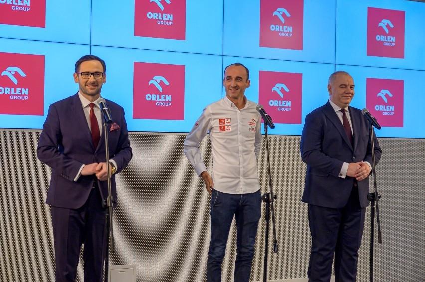 Kubica będzie się ścigał w DTM w zespole Orlen Team Art