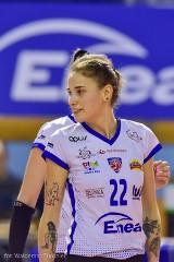 Sylwia Kucharska przedłużyła umowę z Eneę PTPS Piła. Mistrzyni asów dobrze się czuje w grodzie Staszica
