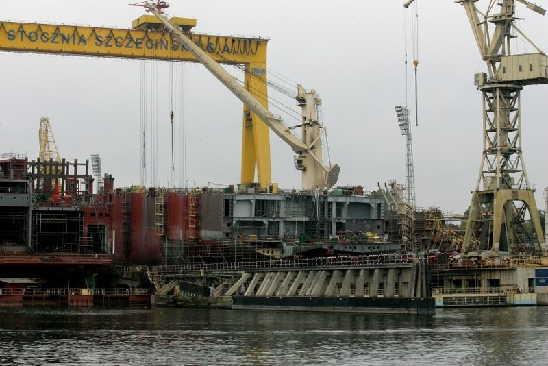 Szczecin: SLD popiera klaster morskiPolitycy lewicy lansują pomysł komunalizacji tych terenów.