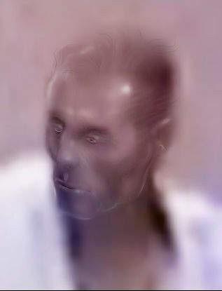 Rysopis mężczyzny, który szedł za Iwoną Wieczorek, stworzony przez internautę