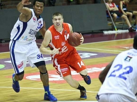 Michał Jankowski ostatnie miesiące spędził w ekipie Czarnych Słupsk.