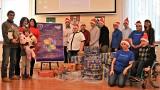 POWIAT ŻAGAŃSKI. Wolontariusze powiatu żagańskiego podzielili się doświadczeniami… Było sporo wzruszeń [ZDJĘCIA]