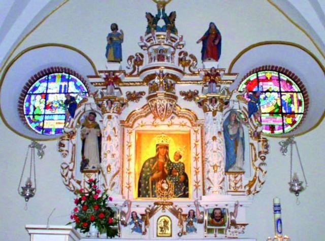 Niewidomi i niedowidzący pielgrzymi w tym roku modlić się będą przed obrazem Matki Bożej Pięknej Miłości