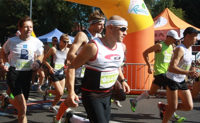 Rafako Półmaraton to największa impreza biegowa w Raciborzu