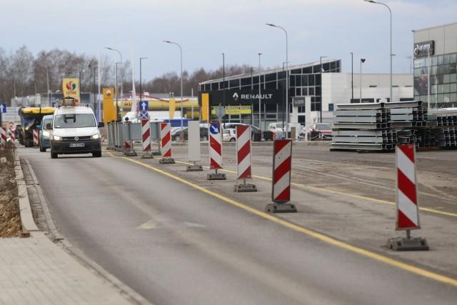 Przebudowa węzła Piotrowice na DK 81 w Katowicach.Zobacz kolejne zdjęcia. Przesuwaj zdjęcia w prawo - naciśnij strzałkę lub przycisk NASTĘPNE
