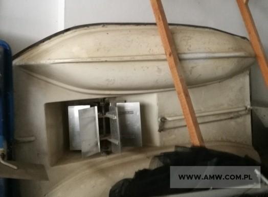 Rower wodny dwuosobowy 370 x 155 x 88 cm (sprawny...