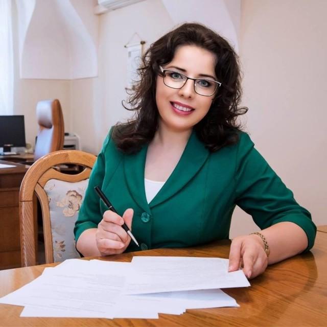Anna Grygierek - burmistrz Strumienia