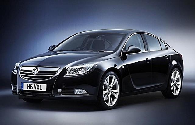 Opel Insignia w całej okazałości