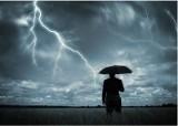 Ostrzeżenie meteorologiczne I stopnia dla woj. łódzkiego. Gwałtowne deszcze i burze